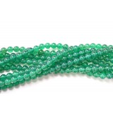 Green Agate 6mm Round