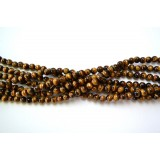 Tigers Eye 6mm Round