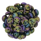 CzechMates Lentil 6mm - Iris Purple (50 pcs)