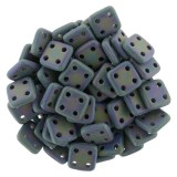 CzechMates Quadra Tile 6mm - Matte Iris Purple (10gm)